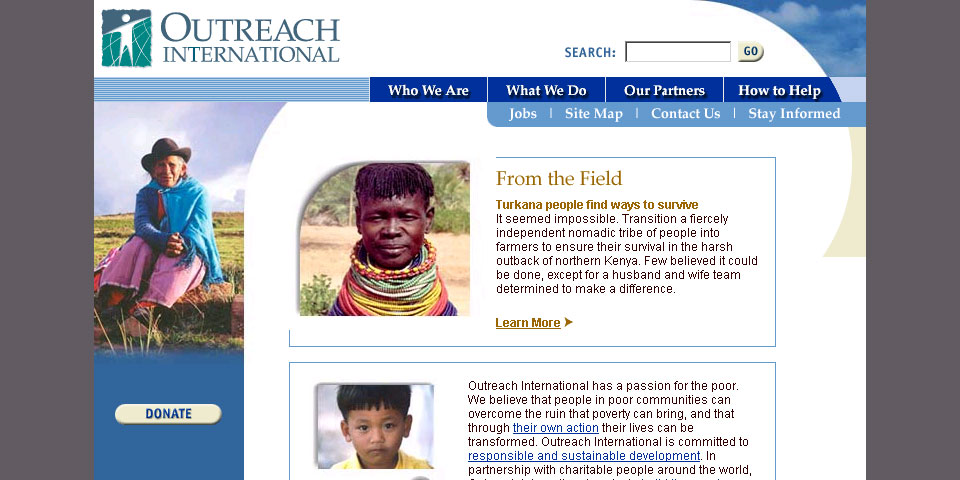 Outreach International